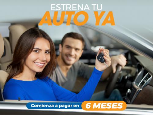 Imagen relacionada a la promoción Estrena tu Auto Ya