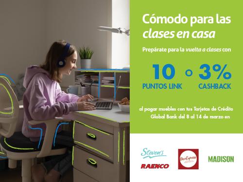 Imagen relacionada a la promoción Cómodo para las clases en casa