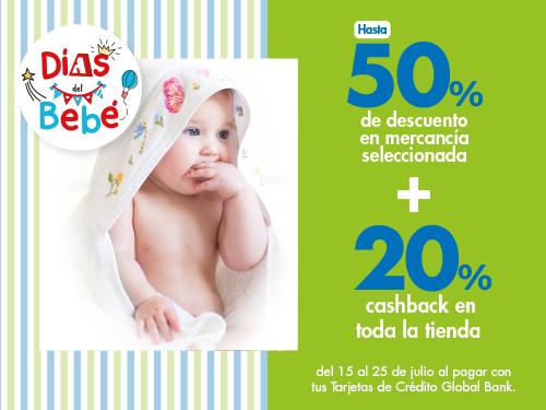 Imagen relacionada a la promoción Arrocha Días del Bebé