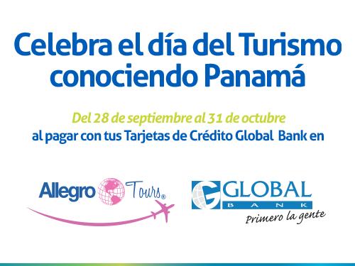 Imagen relacionada a la promoción Global Promo Turismo