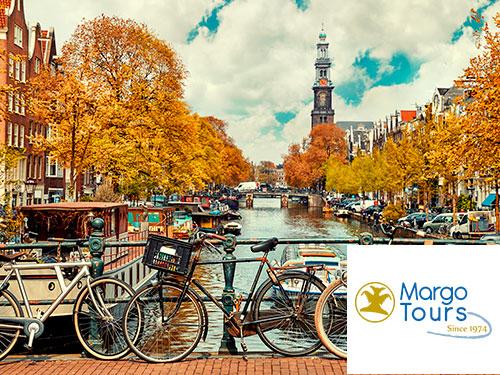Imagen relacionada a la promoción Carnavales 2019 - Paris y Amsterdam