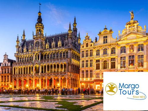 Imagen relacionada a la promoción Paris, Benelux y El Rhin II