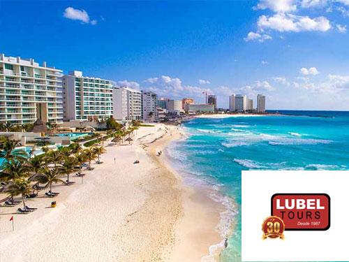 Imagen relacionada a la promoción Cancún