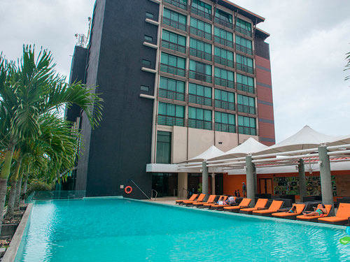 Imagen relacionada a la promoción Hotel Radisson